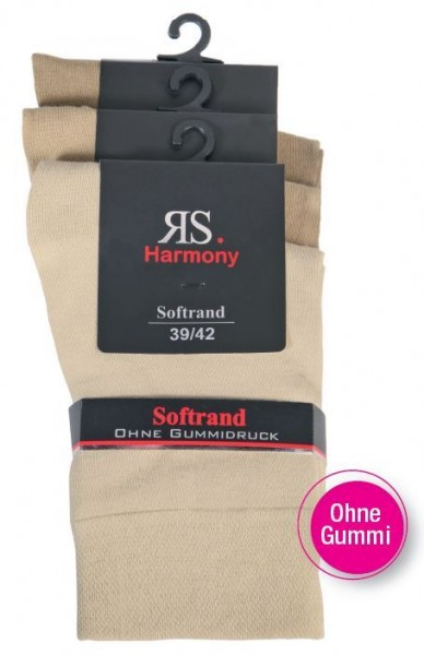 LADY RS HARMONY NATUR - Naturfarben - 3 Pack