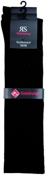 EXTRA - KNIESTRUMPF SCHWARZ - schwarz - 3 Pack