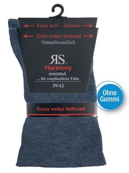 MEN RS HARMONY SENSIBEL JEANS - Ganz ohne Gummi - 2 Pack