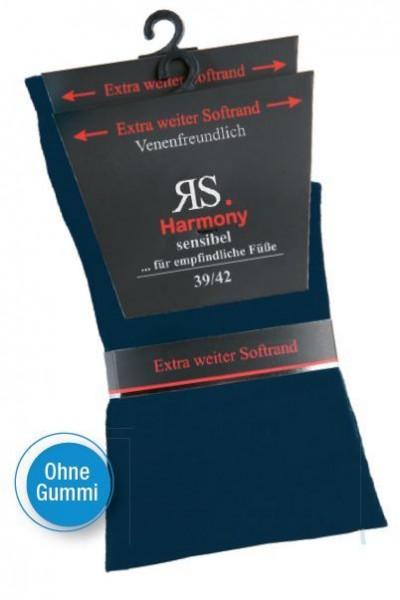 MEN RS HARMONY SENSIBEL MARINE - Ganz ohne Gummi - 2 Pack